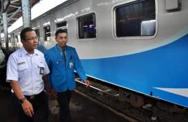 3 KA Jarak Jauh dan 2 KA Lokal ini juga Ikut Dibatalkan dari Semarang