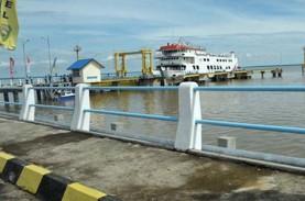 Cegah Corona, Kapal Penyeberangan Penumpang TAA-Bangka…