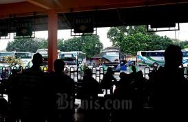 Layanan AKAP Ditutup Akibat Corona, Pengusaha Otobus Pasrah