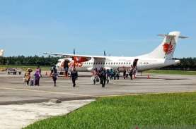 Wings Air Kurangi Penerbangan ke Meulaboh