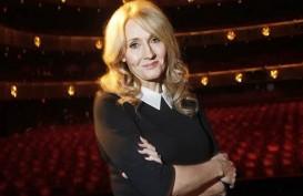J.K Rowling Gratiskan Hak Cipta Selama Pandemi Corona