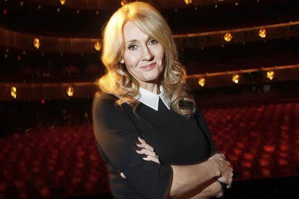 JK Rowling - Reuters