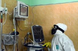 Redam Corona, Aceh Terima Bantuan 2 Ton Disinfektan, Dikirim lewat Darat