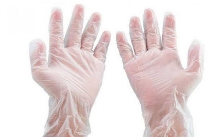 Ilustrasi sarung tangan -