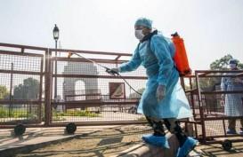 Disinfektanisasi Besar-besaran di Pontianak Libatkan 1.500 Orang