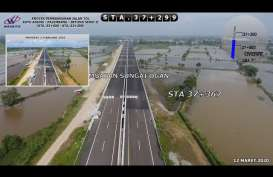 Tol Palembang-Kayuagung Beroperasi 1 April, Perjalanan Palembang-Lampung hanya 3 Jam