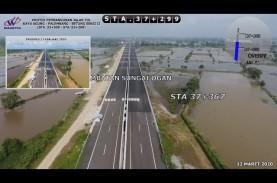 Tol Palembang-Kayuagung Beroperasi 1 April, Perjalanan…