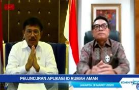 Tangkal Corona, KSP & Kemkominfo Luncurkan Aplikasi 10 Rumah Aman