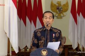 Jokowi Siapkan 6 Senjata untuk Redam Dampak Ekonomi…