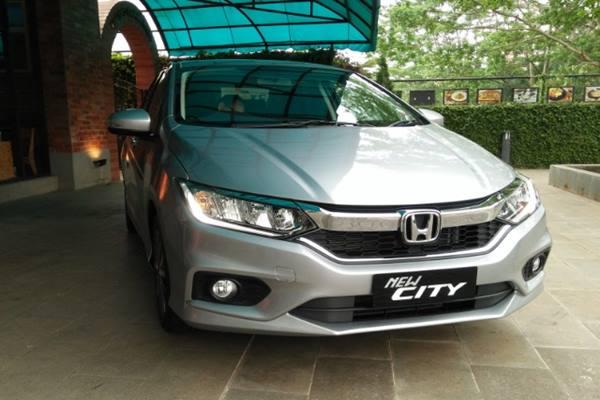 Honda City - Istimewa