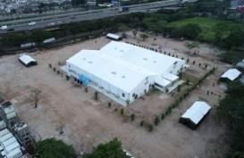 Artha Graha Bangun Rumah Sakit Lapangan di Jakarta Utara