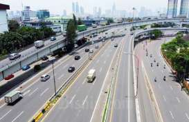 ANTISIPASI COVID-19 : Jalan Tol Siapkan Skenario Karantina Wilayah