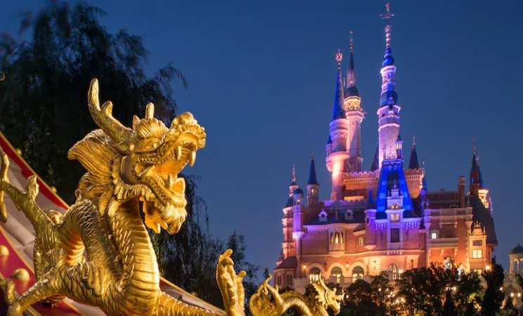 Shanghai Disney dibuka kembali, dengan aktivitas terbatas. - shanghaidisneyresort