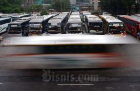 Sejumlah Perusahaan Otobus Hentikan Operasional