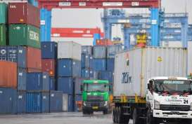 Ada PSBB, Aktivitas Ekspor-Impor di Tanjung Priok Normal