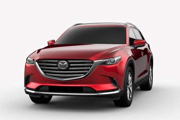 Mazda CX-9.  - Mazda