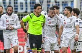 Gara-gara Wabah Corona, Pemain dan Staf Klub Cagliari Tidak Gajian Satu Bulan