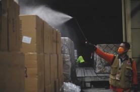Penjualan Produk Sanitasi Terus Meroket Selama Pandemi…