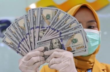 Kurs Jual Beli Dolar di Empat Bank Besar, 2 April