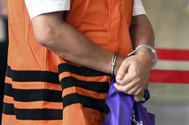 Pembebasan Napi Korupsi, KPK Sambut Usulan Menkumham