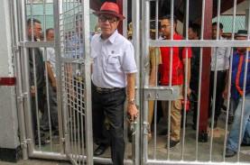 ICW Minta Jokowi Tolak Usulan Yasonna soal Revisi…