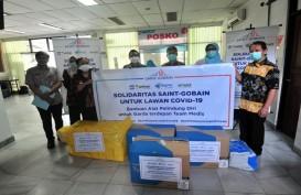 Saint Gobain Group Berikan Bantuan APD untuk Tenaga Medis