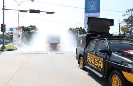 Dinkes Jabar Supervisi Penyemprotan Disinfektan di 27 Kab/Kota