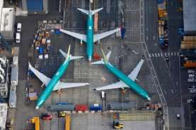 Pabrik Pesawat Boeing Tawarkan PHK Sukarela pada 161.000…