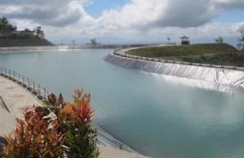 Pembangunan Embung Rawa Sari Tuntas, Topang Air Baku Kota Tarakan