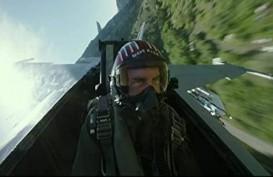 Aksi Tom Cruise dalam 'Top Gun: Maverick' Baru Bisa Tayang Desember 2020