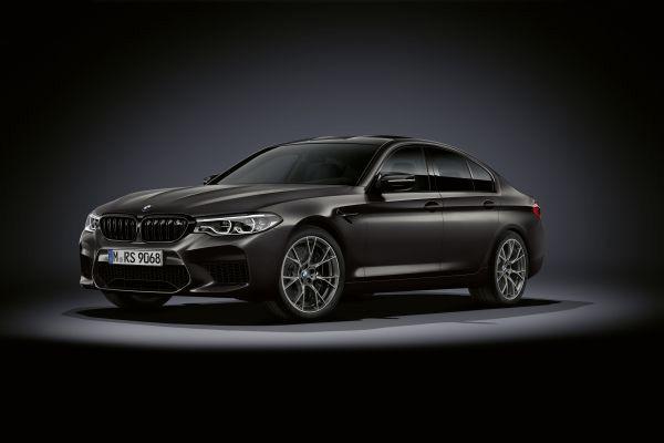 New BMW M5 Edition 35 years (05/2019).  - bmw