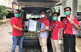 JNE Bantu Salurkan 10.000 Masker ke 25 Rumah Sakit Rujukan COVID-19