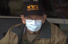 Lansia Umur 104 Tahun di AS Jadi Pasien Tertua Sembuh dari Virus Corona