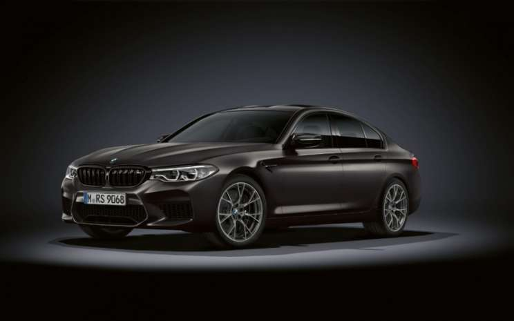 Tampilan BMW M5 Edition 35 Years - Dok./BMW Indonesia.