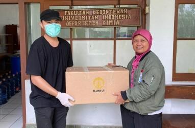 Ikatan Alumni Universitas Indonesia Salurkan Donasi Rp2,4 Miliar