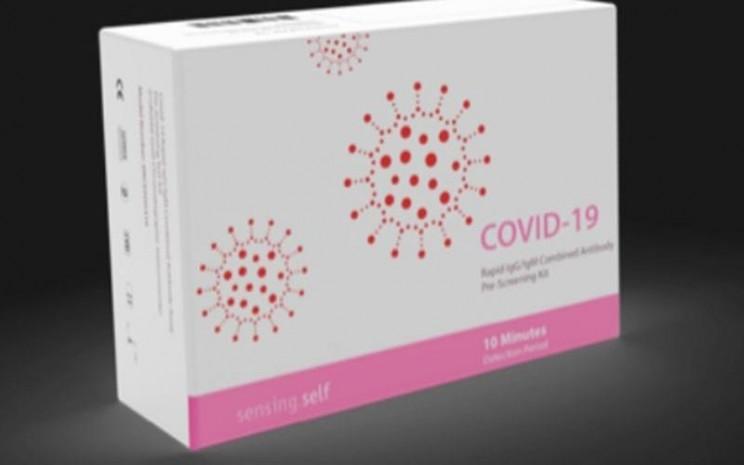 Sensing Self Rapid Test Corona Buatan Orang Indonesia Seharga Rp160 000 Lifestyle Bisnis Com