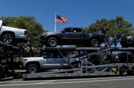 Dampak Corona, Penjualan Toyota di Amerika Utara Anjlok