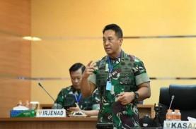 KSAD TNI Andika Siap Tingkatkan Kualitas Layanan Pasien…