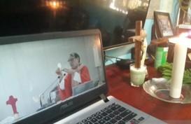 Uskup Agung Kupang Panjatkan Doa Khusus bagi Korban Corona