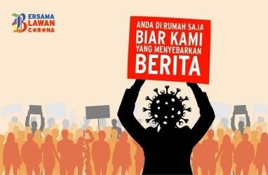 Update Corona Indonesia: Pasien Positif 2.273 dan Meninggal 198 orang