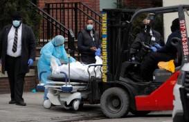 Pertama Kali, Angka Kematian Covid-19 di New York Menurun