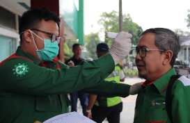 Semen Baturaja Siapkan Strategi Bisnis di Tengah Pandemi COVID-19