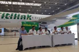 Laba Tergerus, Garuda Maintenance Facility Aero Asia…