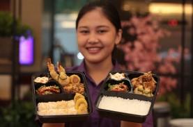 Paket Delivery Makan Siang Ala Hotel