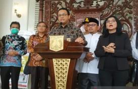 Wah! PSBB DKI Jakarta Terganjal Permenkes Terawan