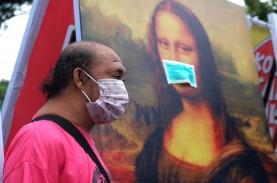 Terminal Tanjung Priok Wajibkan Penggunaan Masker