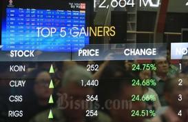 Indeks Bisnis-27 Meningkat 4,35 Persen, 26 Saham Menghijau