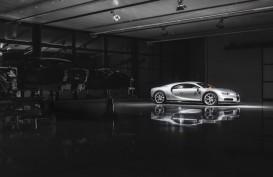 Virus Corona, Bugatti Hentikan Produksi Mobil