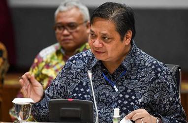 Menko Airlangga: Program Padat Karya Tunai Harus Terintegrasi