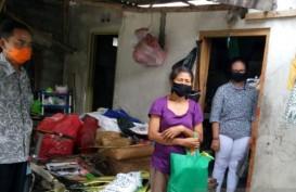 Denpasar Salurkan Sembako bagi Warga Terdampak Covid-19